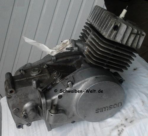 Schwalben Welt M53 Motor